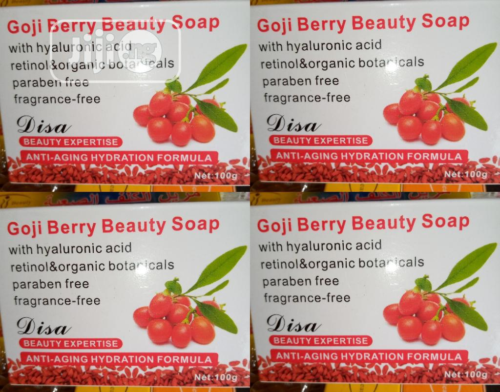 Goji Berry Beauty Soap(Not In A Pack)
