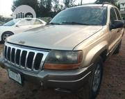 Jeep Cherokee 2001 Gold | Cars for sale in Abuja (FCT) State, Central Business Dis