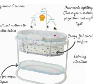 Soothing Motion Bassinet | Children's Furniture for sale in Lagos State, Lagos Island (Eko)