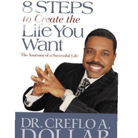 8 Steps To Create The Life You Want.Free Delivery