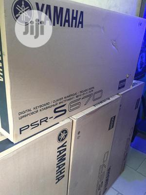 Yamaha PSR-S 670 Piano | Audio & Music Equipment for sale in Lagos State, Ojo