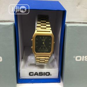 Casio Watch Water Proof (Button And Screen Touch) | Watches for sale in Kwara State, Ilorin West