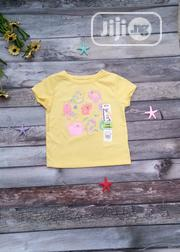 Yellow Garanimal Top For Girls | Children's Clothing for sale in Lagos State