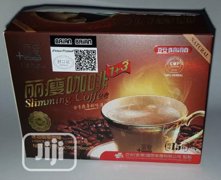 Archive: Lishou Slimming Weight Loss Coffee