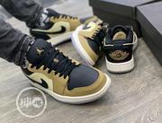 Air Jordan 1 Low Soil Yellow /Biege | Shoes for sale in Lagos State, Ikorodu