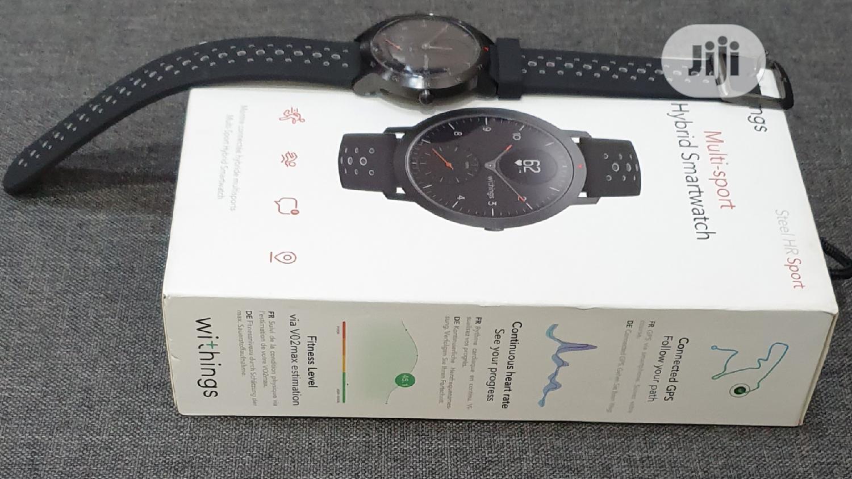Withings Multi Sport Hybrid Smart Watch