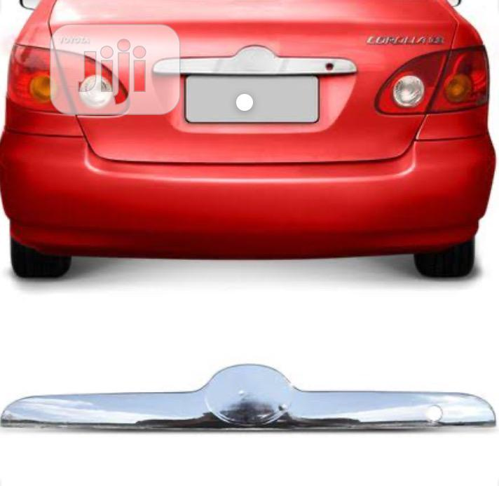 Car Body and Door Chromes for All Vehicles