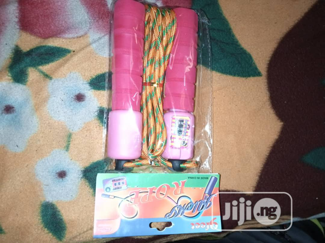 Skipping Rope | Sports Equipment for sale in Surulere, Lagos State, Nigeria