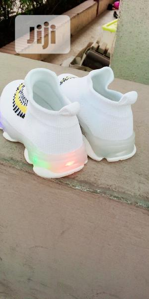 Cool and Trendy Sneakers for Children With Lights Sole. | Children's Shoes for sale in Lagos State, Agege