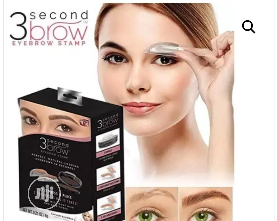 3 Seconds Eyebrow Fix Stamp | Makeup for sale in Surulere, Lagos State, Nigeria