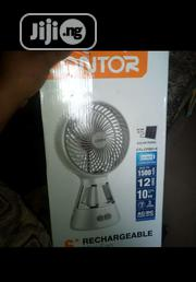 """Lontor 6"""" Rechargeable Fan   Home Appliances for sale in Lagos State, Ikeja"""
