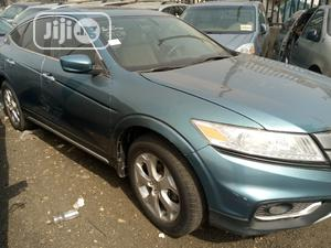 Honda Accord CrossTour 2013 EX-L Green | Cars for sale in Lagos State, Surulere