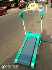 Very Neat UK Tokunbo I-Walking -2 Manual Magnectic Treadmill | Sports Equipment for sale in Lagos State, Yaba