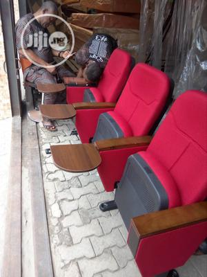 Auditorium /Hall Chairs   Furniture for sale in Lagos State, Ojo