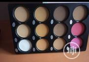 Micolor 12in1 Powder Pallete With Quality | Makeup for sale in Rivers State, Akuku Toru