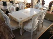 Royal Dinning Set By 6 Chairs | Furniture for sale in Lagos State, Ojo