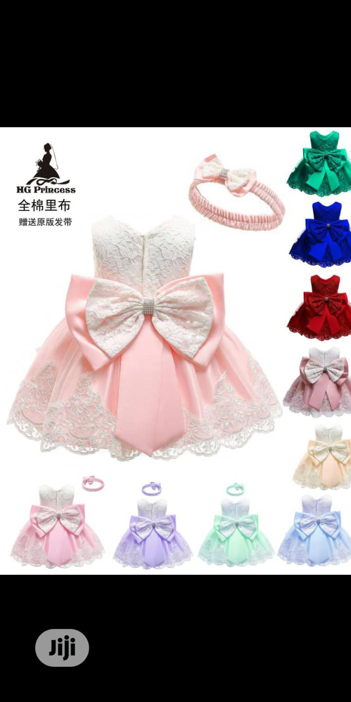 Cute Baby Girl Gown | Children's Clothing for sale in Isolo, Lagos State, Nigeria