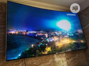Samsung Smart 65inch Curve SUHD Quantum Dot TV   TV & DVD Equipment for sale in Lagos State, Ojo
