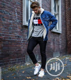 Authentic Long Sleeve Levi's Jeans Jackets   Clothing for sale in Lagos State, Alimosho