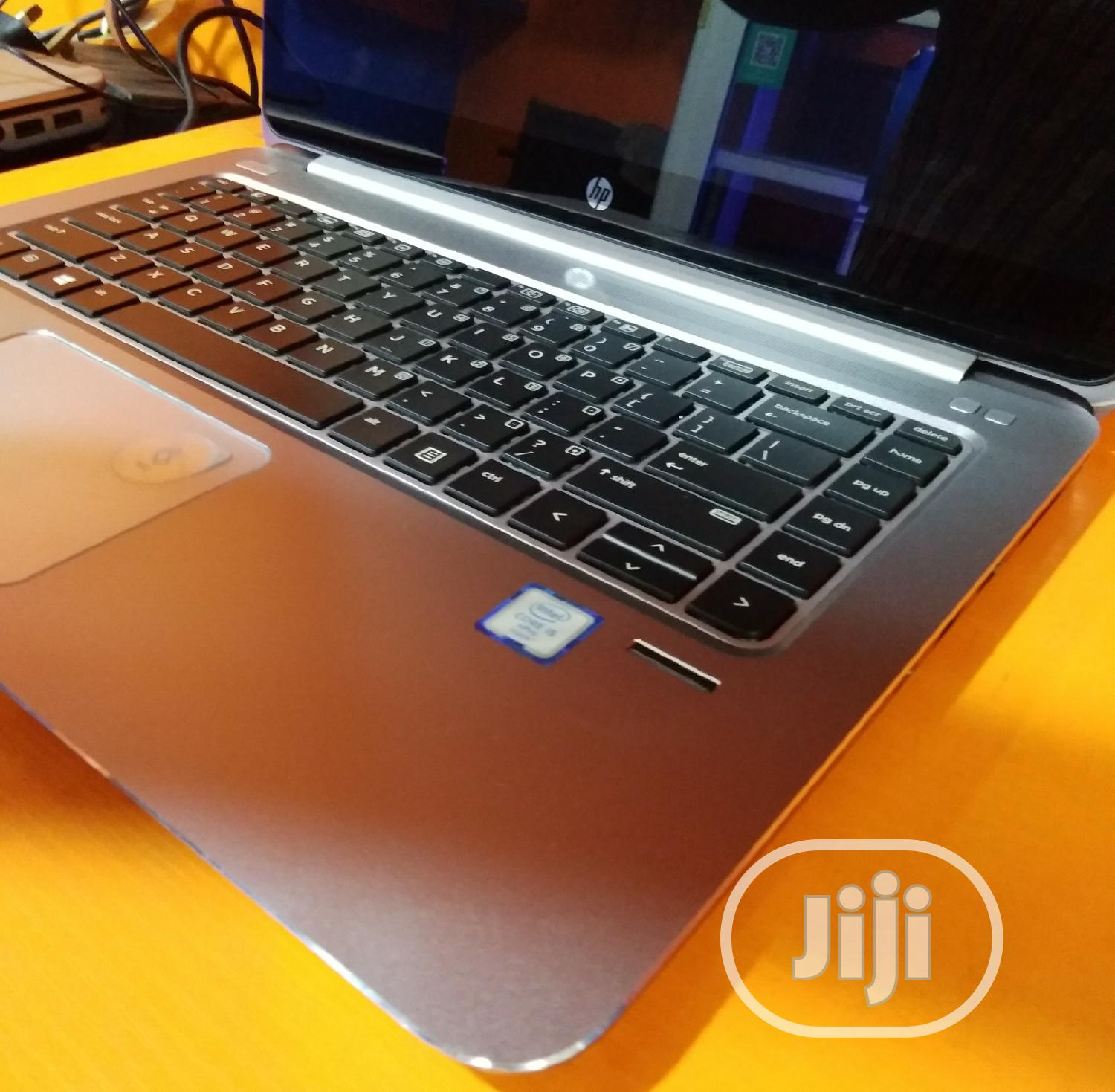 Laptop HP EliteBook Folio 8GB Intel Core i5 SSD 256GB | Laptops & Computers for sale in Ikeja, Lagos State, Nigeria