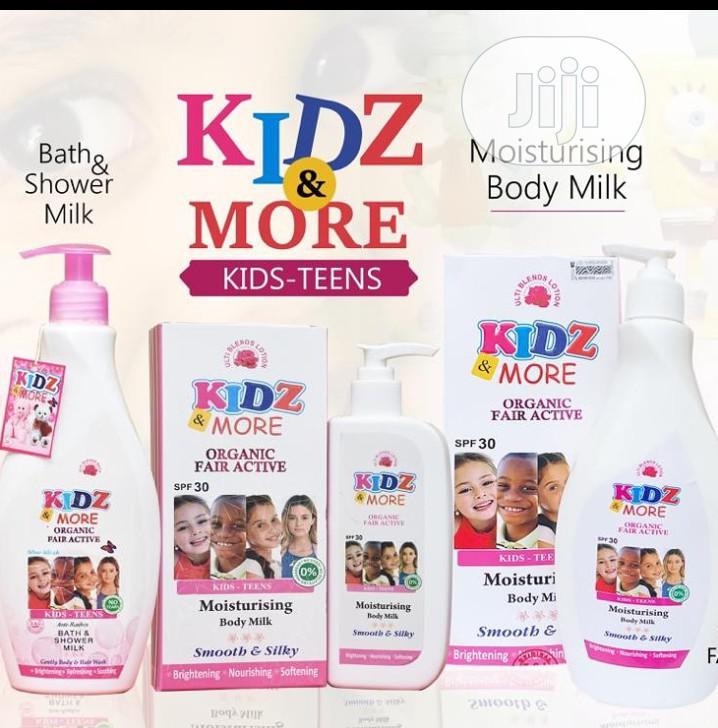 KIDS & MORE, Kids-teens Body Milk Lotion