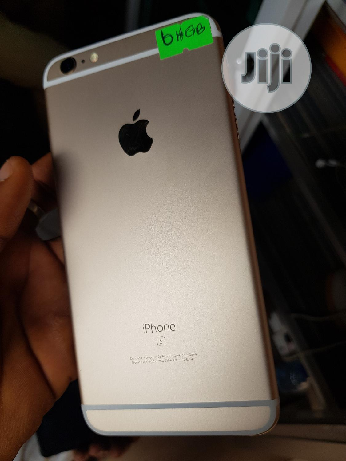 Apple iPhone 6s Plus 64 GB   Mobile Phones for sale in Wuse, Abuja (FCT) State, Nigeria