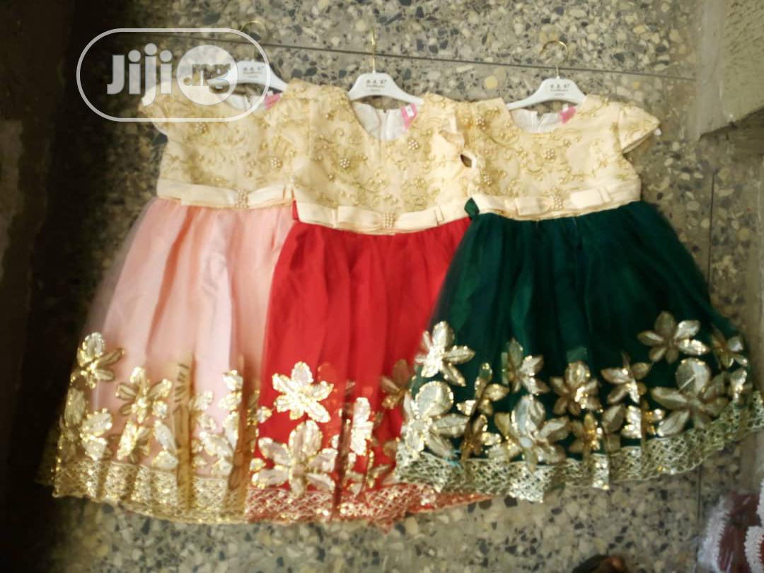 Beautiful Kiddies Gowns
