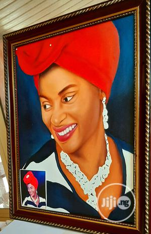 Portrait Painting | Building & Trades Services for sale in Lagos State, Alimosho