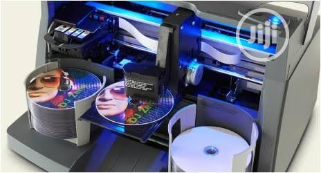 Print And Duplicate On CD/DVD