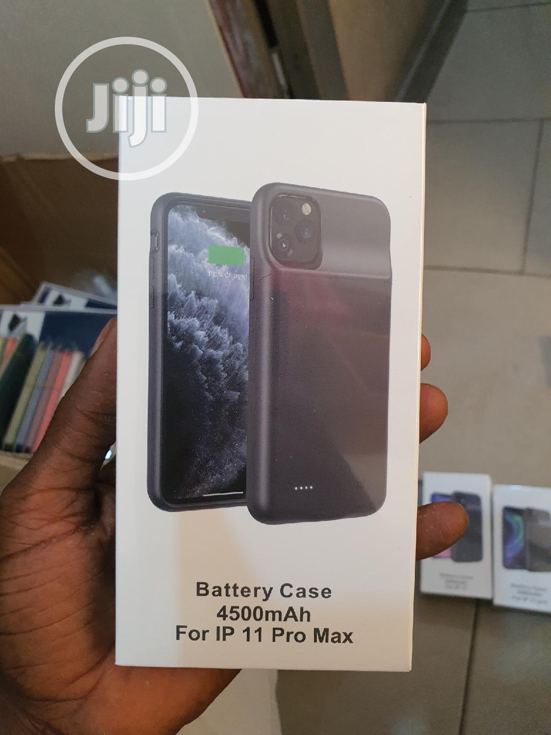Battery Case For iPhone 11 Pro Max 4500mah