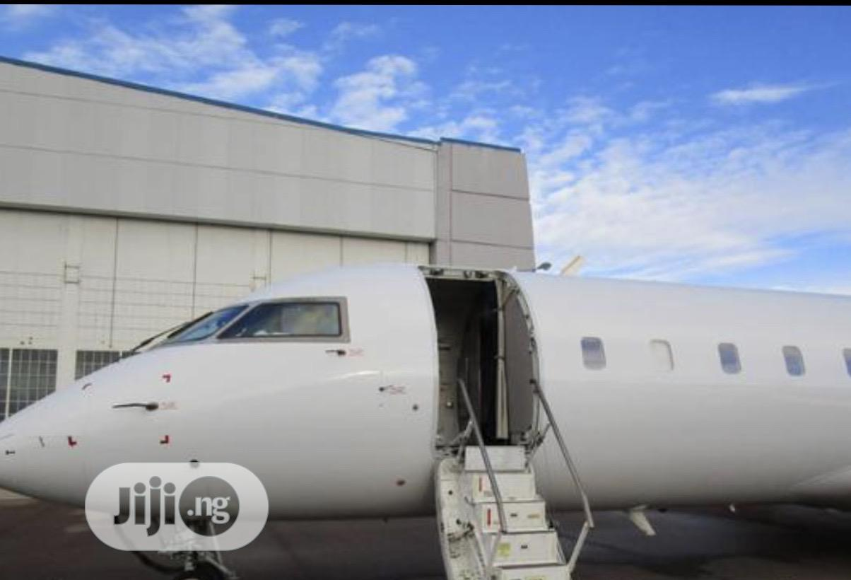 Archive: 50 Seater Bombardier Jet
