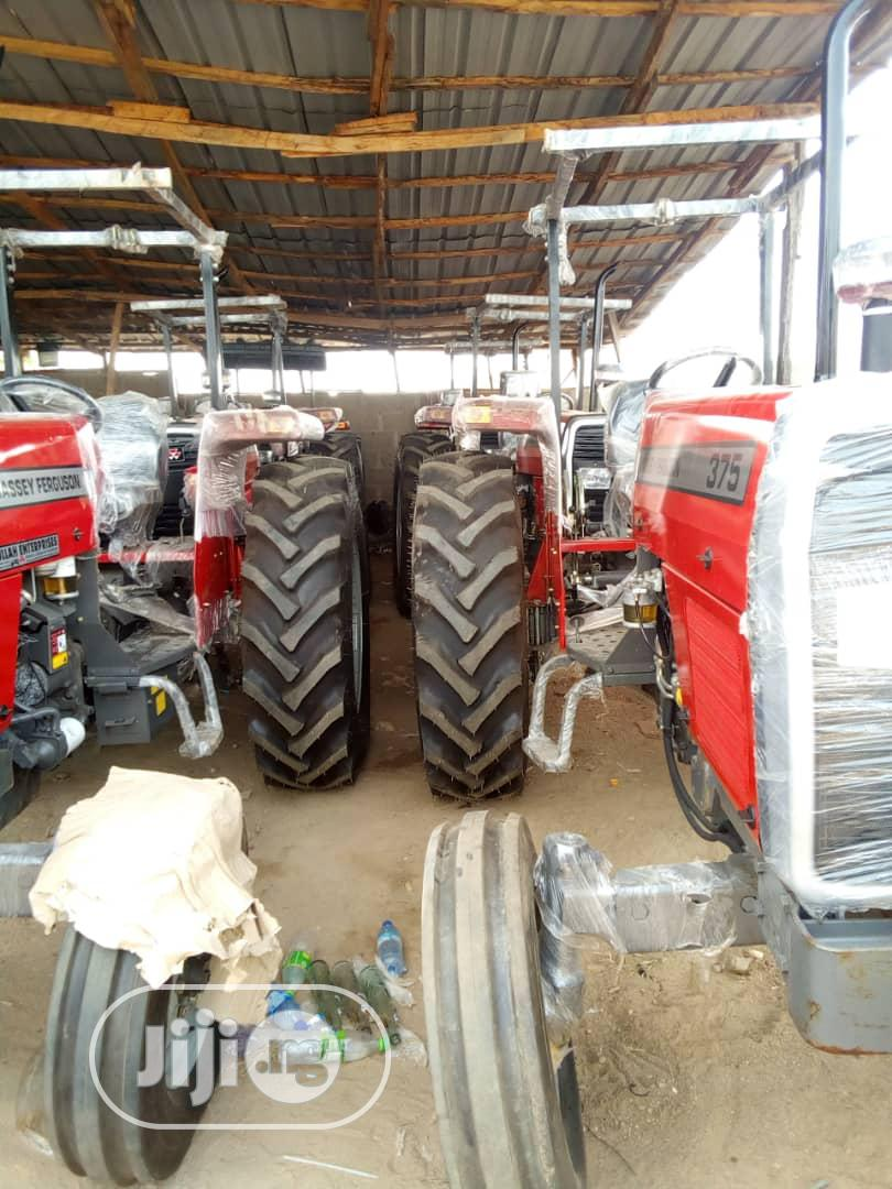 Tractors With Implements