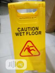 Caution Wet Floor   Home Accessories for sale in Lagos State, Lagos Island