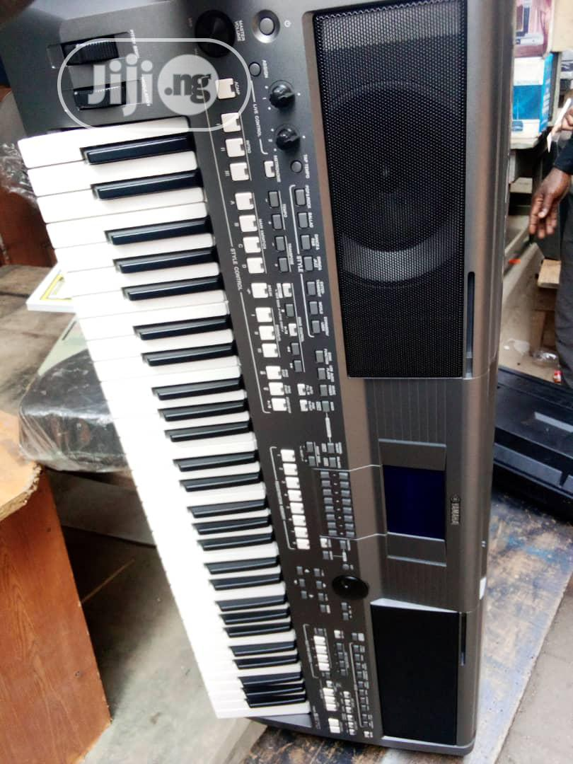 Yamaha Keyboard | Musical Instruments & Gear for sale in Ojo, Lagos State, Nigeria