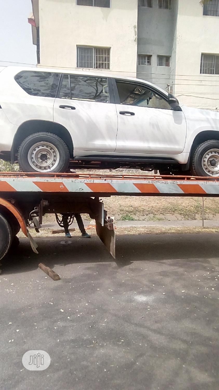 Hiab For Moving Goods | Logistics Services for sale in Central Business Dis, Abuja (FCT) State, Nigeria