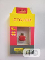 OTG Usb For Data Exchange Btween Phone And Laptop | Accessories for Mobile Phones & Tablets for sale in Lagos State, Alimosho