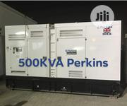 Brand New 500kva Perkins DIESEL Soundproof Generator 100%Coppa | Electrical Equipment for sale in Lagos State, Lekki Phase 1