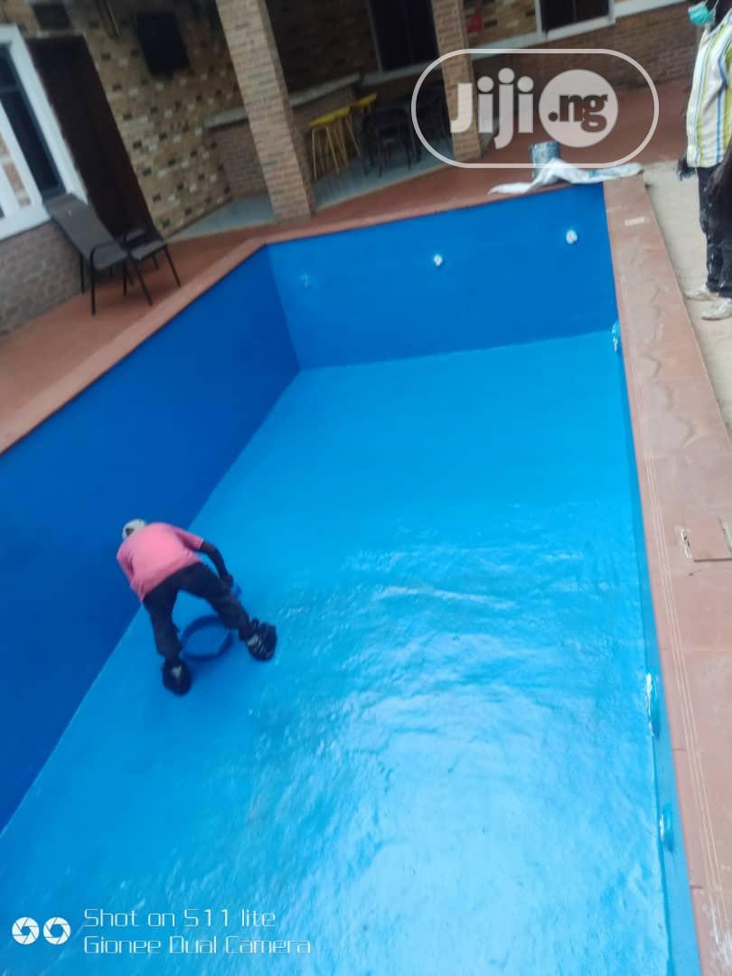 Swimming Pools Design And Construction Works
