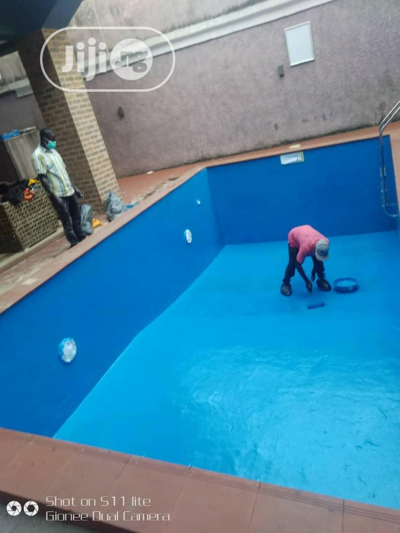 Swimming Pools Design And Construction Works | Sports Equipment for sale in Ajah, Lagos State, Nigeria