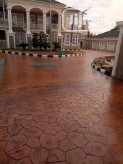 Concrete Stamp Floors, Increte | Landscaping & Gardening Services for sale in Lagos State, Lekki Phase 1