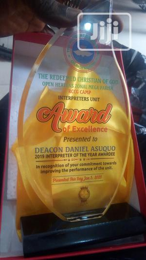 Award Plaque   Arts & Crafts for sale in Lagos State