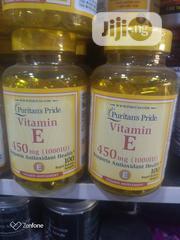 Puritans Pride Vitamin E 450mg | Vitamins & Supplements for sale in Lagos State, Amuwo-Odofin