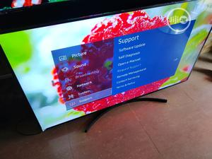 Samsung 65 Inches Uhd 4k Smart Bluetooth HDR Active   TV & DVD Equipment for sale in Lagos State, Ojo