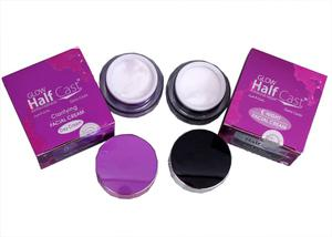 Glow Half Cast Day And Night Facial Cream | Bath & Body for sale in Lagos State