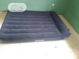 Comfortable Inflatable Mattress for Two Adults or 3kids | Furniture for sale in Lagos State, Agege