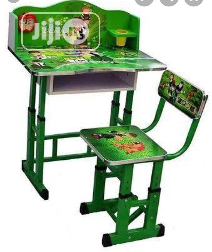 Children Table And Chair For Learning | Children's Furniture for sale in Lagos Island (Eko), Lagos State, Nigeria