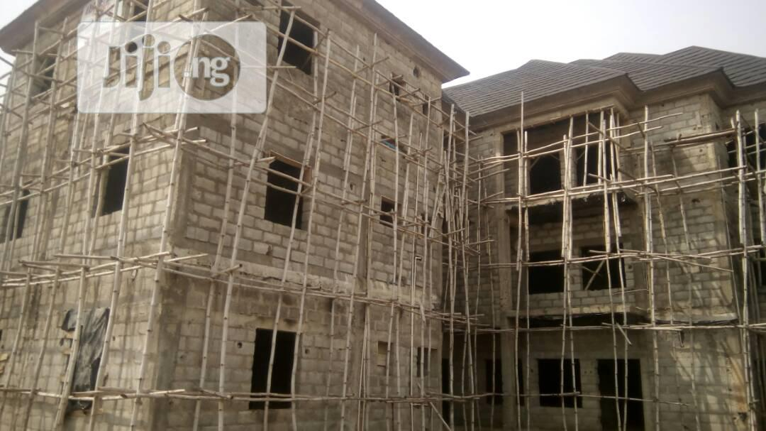 Archive: 6unit Block of 2bed Flat Carcass at Mabuchi on Express Road