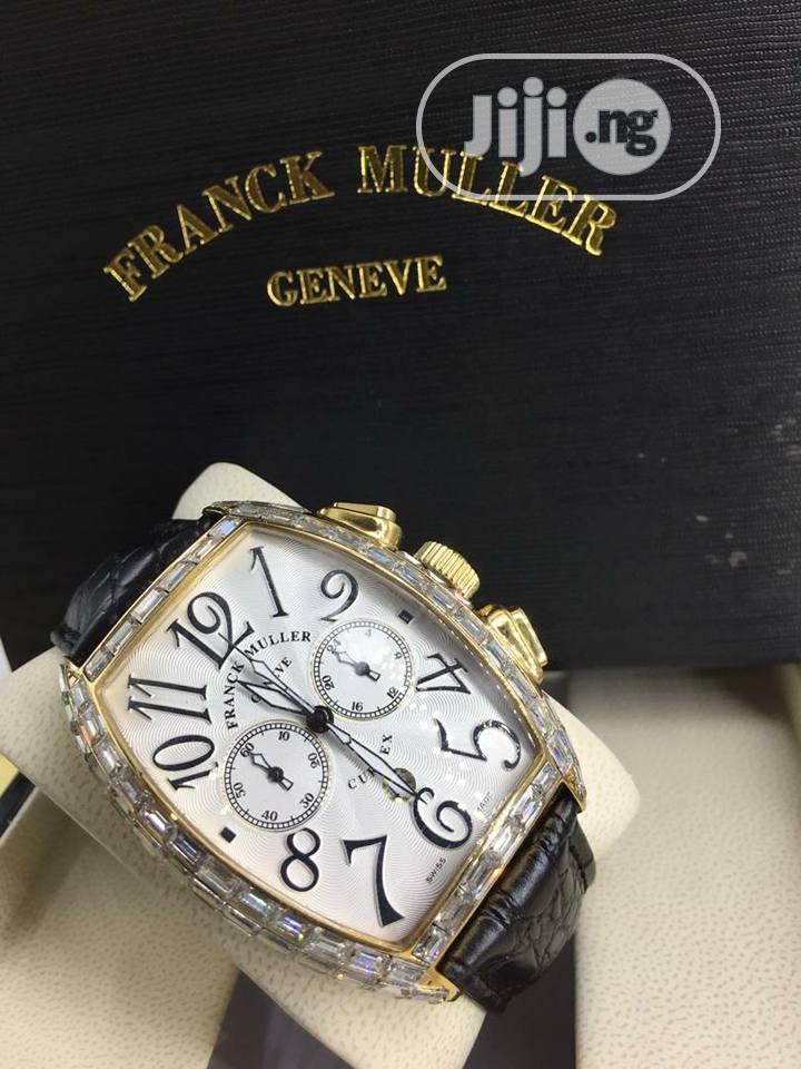 Original Frank Muller Wrist Watch