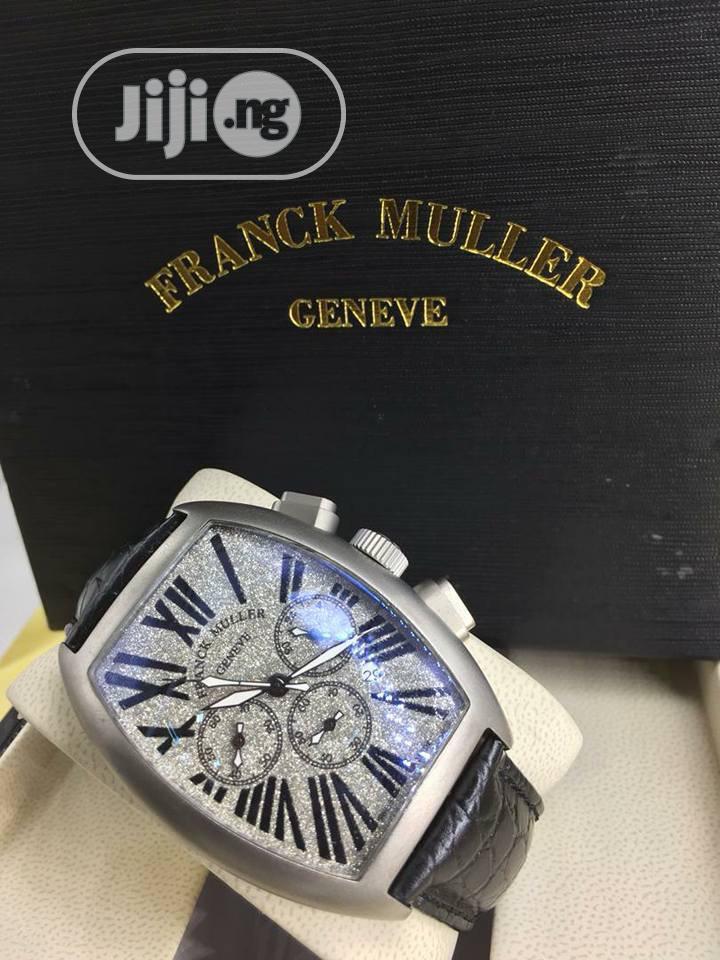 Original Frank Muller Wrist Watch   Watches for sale in Lagos Island (Eko), Lagos State, Nigeria