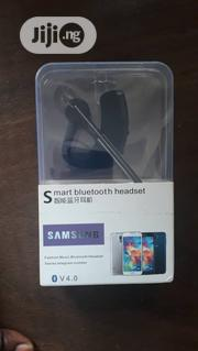 Samsung Smart Bluthoot Headset   Accessories for Mobile Phones & Tablets for sale in Lagos State, Ikeja